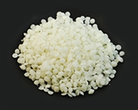 Beeswax Beads, Cosmetic Grade, White - Canada, Ontario