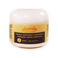 Black Ointment with Bee Propolis, Planet Bee Canada