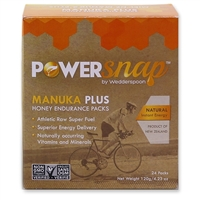 Individual Manuka & Beechwood honey endurance packs, 24/box
