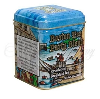 Boston Tea Party - Breakfast Tea in a Souvenir Tin