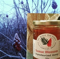 SUMAC BLOSSOM HONEY 500g