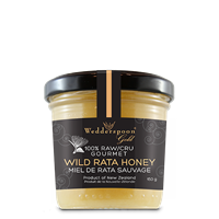 RAW WILD RATA HONEY 150 g