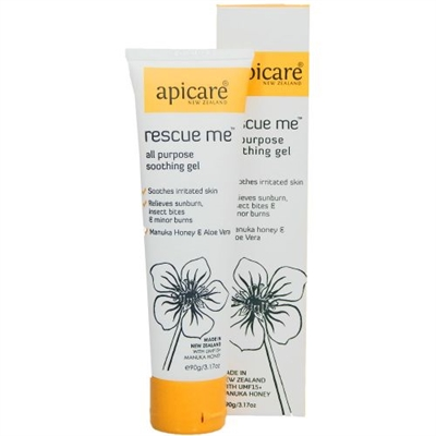 Manuka Honey RESCUE ME All Purpose Soothing Gel, Canada Ontario. The Honey Bee Store
