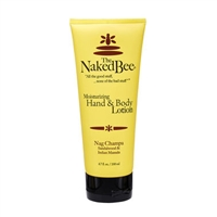The Naked Bee Nag Champa Moisturizing Hand & Body Lotion