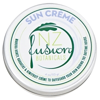 Sun Crème combines top quality Manuka Honey,