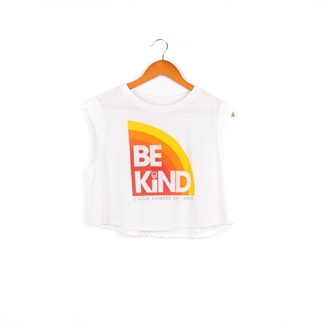 Be Kind Crop Tank