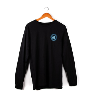 Chuze Origin Crew - Black Unisex Long Sleeve