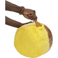 Imported Raw Natural African Yellow Shea Butter