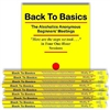 Back to Basics - The AA Beginners' Meetings 24 Book Package