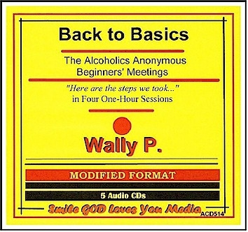Back to Basics (Seminar Format) + 5 CD Set