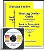 Back to Basics Meeting Leader Guides plus PowerPoint 2010 CD