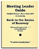 Back to the Basics of Recovery Meeting Leader Guide