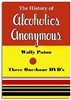"The History of Alcoholics Anonymous-Ideal for Twelve-Step Groups, Treatment Centers, Correctional Facilities, Aftercare Programs, as well as anyone interested in the history of ""The Greatest Spiritual Movement of the Twentieth Century."" Wally P."
