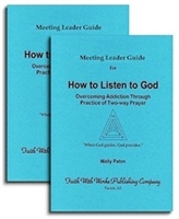 How to Listen to God - Meeting Leader Guides (2 ML Guide Pack)