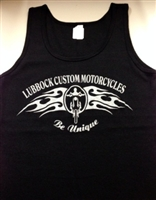 Lubbock Custom Motorcycles Tank Top