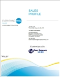 Everything DiSC&#174 Sales Profile