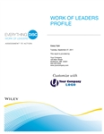 Everything DiSC&#174 Work of Leaders Profile