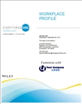 Everything DiSC Workplace&#174 Profile
