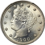 1900 Liberty Head Nickel