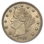 1911 Liberty Head Nickel
