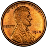 1912 Wheat Penny