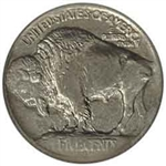 1913-S Type 1 Buffalo Head Nickel Coins