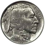 1914-D Buffalo Head Nickel Coins