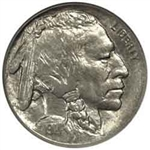 1914-S Buffalo Head Nickel Coins