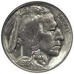1918-S Buffalo Head Nickel Coins