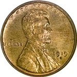 1919-S Wheat Penny