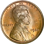 1920-P Lincoln Penny