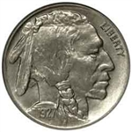 1927-S Buffalo Head Nickel Coins