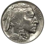 1928-D Buffalo Head Nickel Coins