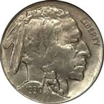 1930-S Buffalo Head Nickel Coins