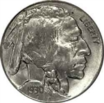 1930-P Buffalo Head Nickel Coins