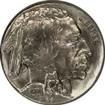 1931-S Buffalo Head Nickel Coins