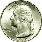 1935-D Washington Quarter