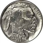 1936-S Buffalo Head Nickel Coins