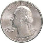 1979-D Washington Quarter