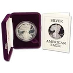 1987 Proof American Silver Eagle