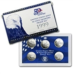 1999 State Quarter Proof Set