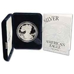 2003 Proof American SIlver Eagle