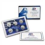 2004 State Quarter Proof Set