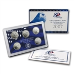 2007 State Quarter Proof Set