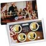 2008-S Presidential Dollar Proof Set