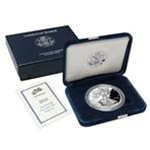 2010 Proof American Silver Eagle
