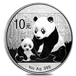2012 Chinese Silver Panda Coins