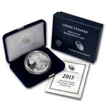 2013 Proof American Silver Eagle