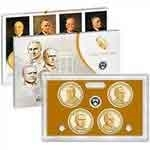 2014-S Presidential Dollar Proof Set