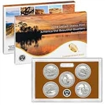 2014 America the Beautiful National Park Quarter Proof Set